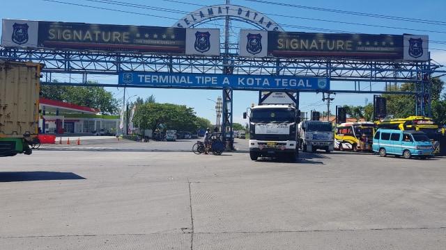 Pemkot Tegal Resmi Serahkan Terminal Tipe A ke Pemerintah Pusat (44794)