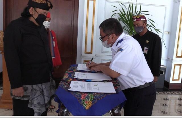 Pemkot Tegal Resmi Serahkan Terminal Tipe A ke Pemerintah Pusat (44795)