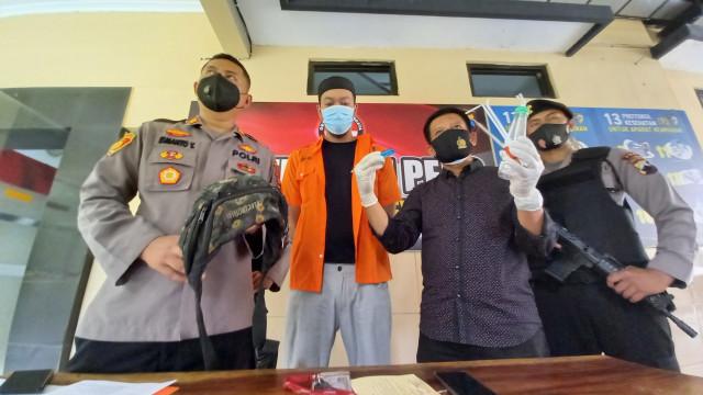 Mantan Pemain Basket Gunakan Sabu Ditangkap Polisi, Curhat Problem Keluarga (41810)