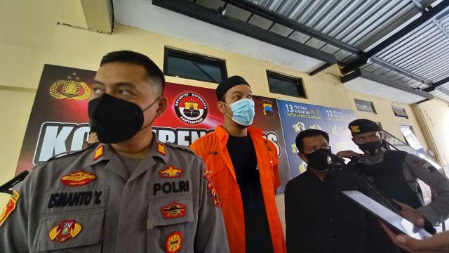 Mantan Pemain Basket Gunakan Sabu Ditangkap Polisi, Curhat Problem Keluarga (41811)