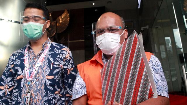 Bupati Labuhanbatu Utara Khairuddin Syah Sitorus Segera Disidang (278213)