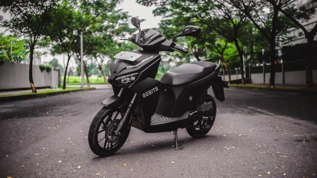 Kontes Modifikasi Motor Listrik di IIMS Motobike Show 2020  (11552)
