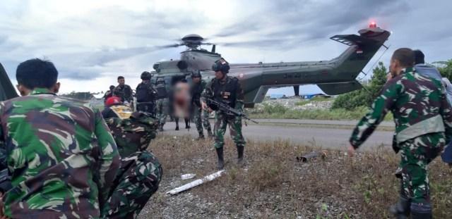 TNI Pastikan Brigjen Gusti Putu Danny Gugur dalam Baku Tembak dengan KKB Papua (118339)
