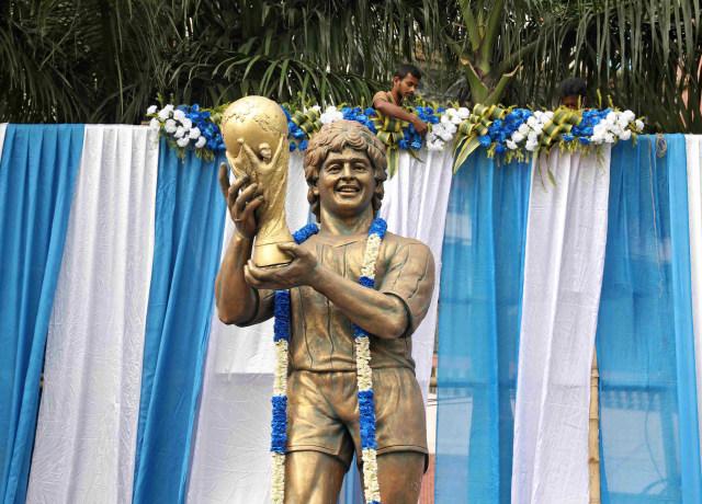Jaksa Sebut Diego Maradona Tak Dapat Perawatan Maksimal Sebelum Meninggal (37808)