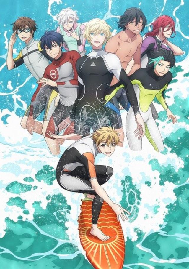Film Anime 'WAVE!!' Akan Segera Mendapatkan Serialnya (82657)