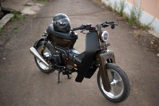 Berita Populer: Yamaha Gear 125 vs Honda BeAT; Modifikasi Honda Spacy Street Cub (22929)