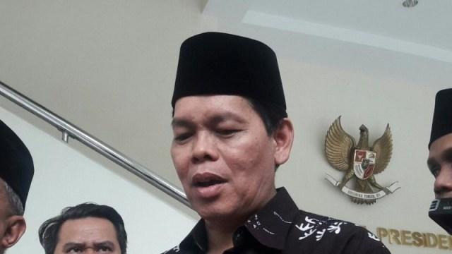 Sekjen MUI Usai Divaksin Sinovac bareng Jokowi: Tak Ada Keluhan, Sehat (31297)