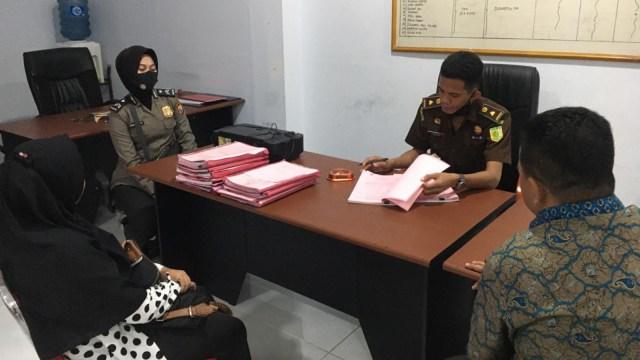 Kasus Dugaan Perzinaan Oknum PNS di Tidore, Diserahkan ke Jaksa (33495)