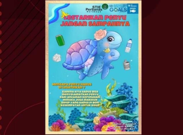 Kampanyekan Soal SDGs Lewat Virtual, Mahasiswa Surabaya Pecahkan Rekor Dunia (9542)