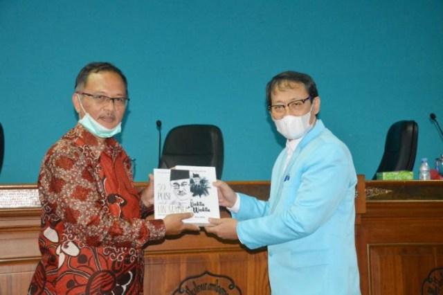UIN Malang Studi Banding ke Universitas Negeri Surakarta (190399)