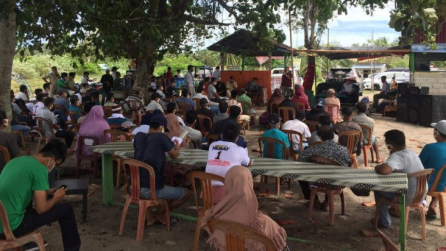 Di Tolitoli, Longki Ajak Pilih Gubernur Muda dan Energik (582489)