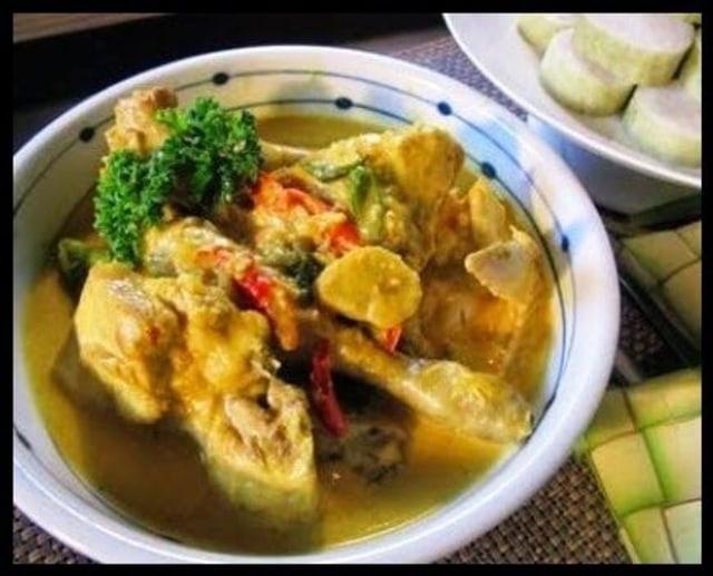 Resep Opor Ayam Kampung Khas Lebaran, Mudah Dimasak di Rumah! (45757)