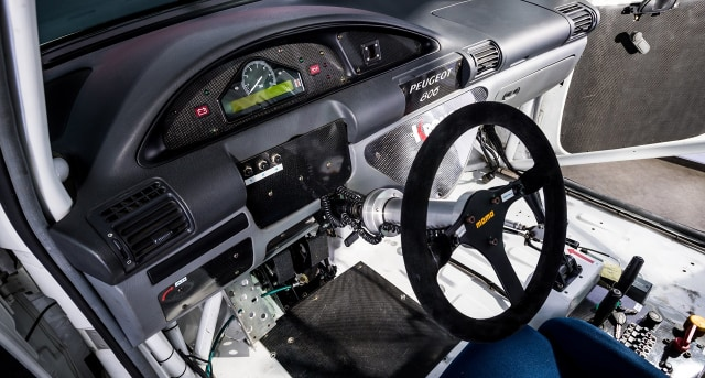 Unik, Mobil MPV Bongsor Ini Pernah Ikut Balap Ketahanan 24 Jam Spa-Francorchamps (9512)