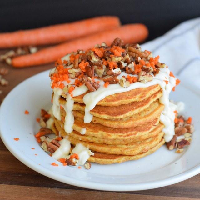Resep Pancake Carrot, Camilan yang Sehat dan Mengenyangkan! (62545)