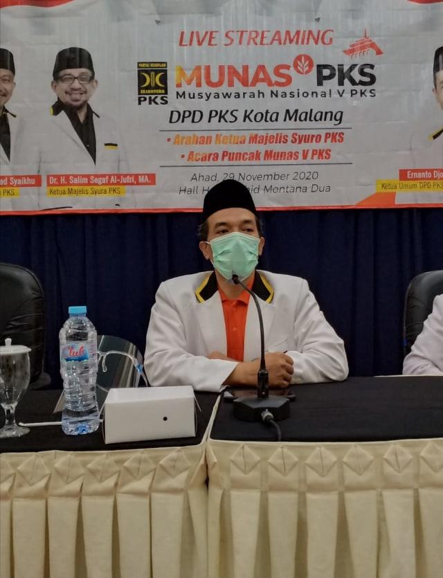 Munas, PKS Luncurkan Logo dan Tagline Baru (749504)