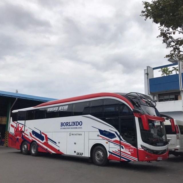 PO Borlindo Operasikan Bus Baru buat Warga Makassar, Susunan Kursinya Berjarak (422834)