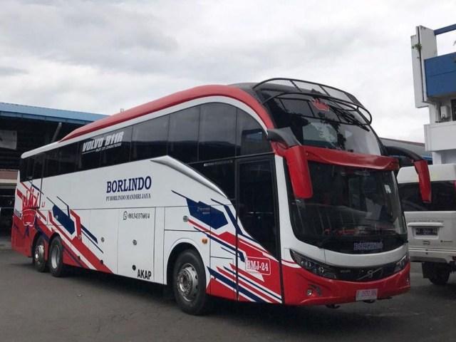 Berita Populer: Mengenal Pengaman Halo Formula 1; Bus Baru PO Borlindo (118892)