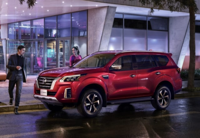 SUV Nissan Penantang Fortuner dan Pajero Sport Dipermak, Namanya Jadi Beda (256510)