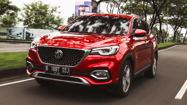 12 Pilihan Mobil SUV Asal China dan Korea Selatan, Harga Menggiurkan (21606)