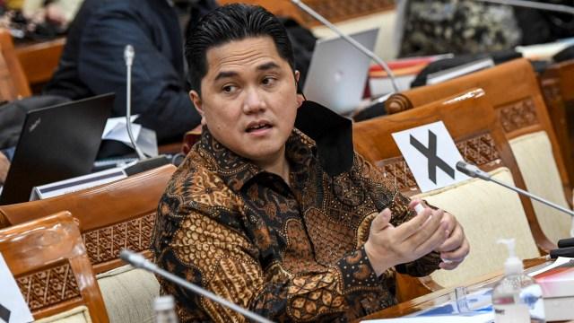 KPPU Soroti Rangkap Jabatan 62 Petinggi BUMN, Ini Tanggapan Jubir Erick Thohir (23829)