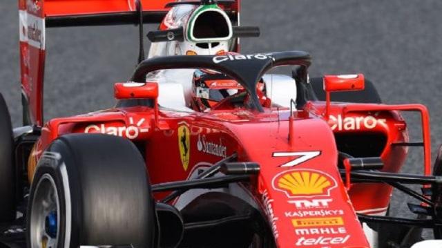 Pengaman Halo pada F1, Dulu Ditentang Sekarang Disayang (11954)