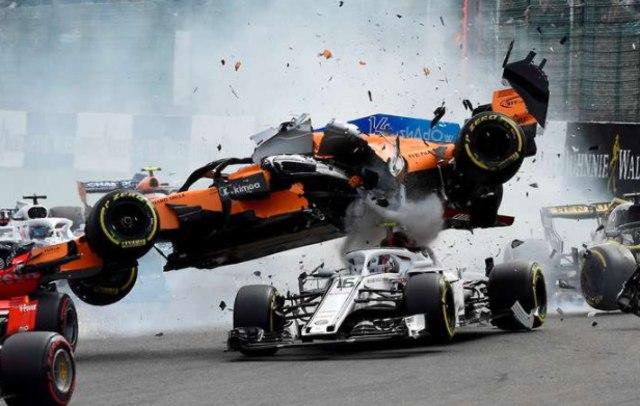 Pengaman Halo pada F1, Dulu Ditentang Sekarang Disayang (11960)