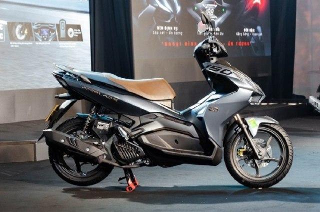 Honda Air Blade, Lawan Sepadan Yamaha Aerox Meluncur di Vietnam (138980)