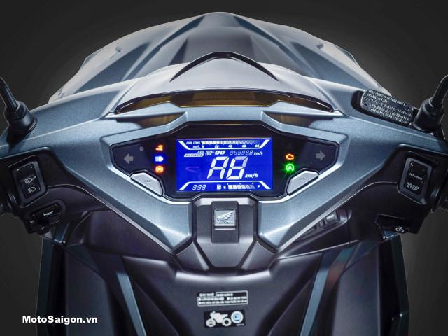 Honda Air Blade, Lawan Sepadan Yamaha Aerox Meluncur di Vietnam (138982)