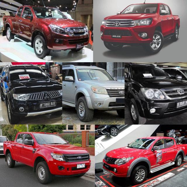 7 Pilihan Mobil Bekas 4x4 yang Harganya di Bawah Rp 200 Juta (148144)