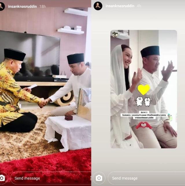 Curhat Kalina Oktarani yang Dicap Suka Kawin Cerai dan Gonta-ganti Suami (684655)