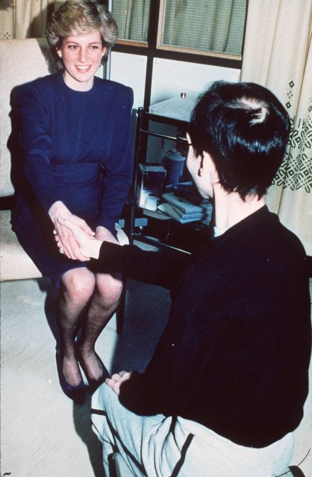 Cara Putri Diana Mengubah Pandangan Dunia tentang Stigma Negatif HIV/AIDS (140885)