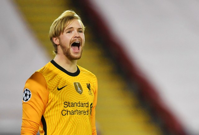 Caoimhin Kelleher: Debut Premier League dengan Salah Cetak Nama di Jersey (37262)