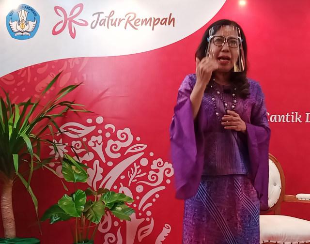 Cerita Lenywati, 11 Tahun Sukses Jualan Rempah Indonesia untuk Spa di Afrika (51710)