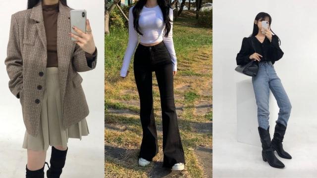 Tips Fashion: Kenakan 4 Jenis Pakaian Ini untuk Menutupi Paha Besar (70225)