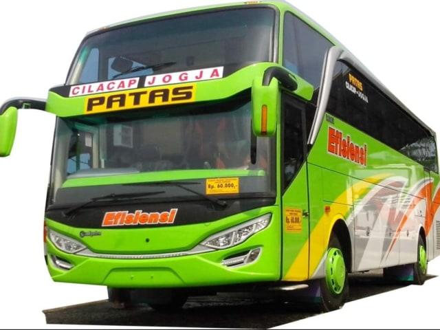 Ini 7 PO Bus yang Masih Setia Layani Jalur Selatan Pulau Jawa (35239)
