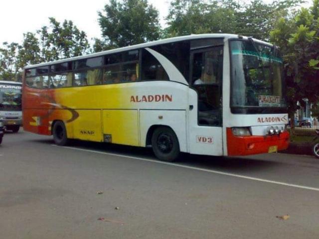 Ini 7 PO Bus yang Masih Setia Layani Jalur Selatan Pulau Jawa (35236)