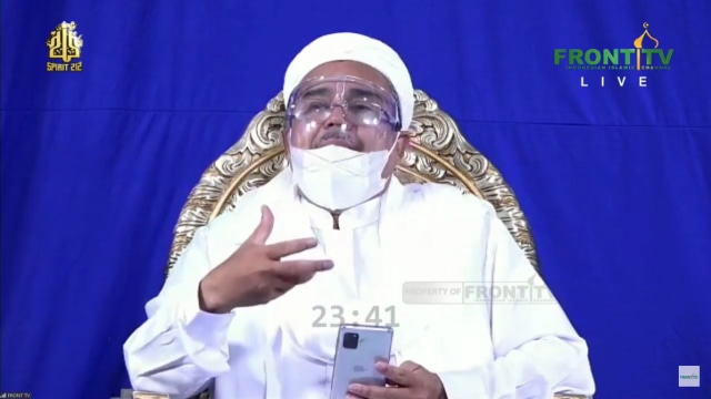 Komnas HAM Diminta Turun Selidiki Insiden yang Tewaskan 6 Pengawal Habib Rizieq (863583)