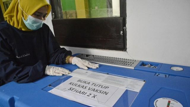 Sejumlah Puskesmas di Indonesia Belum Optimal Melaksanakan Vaksinasi COVID-19  (173457)