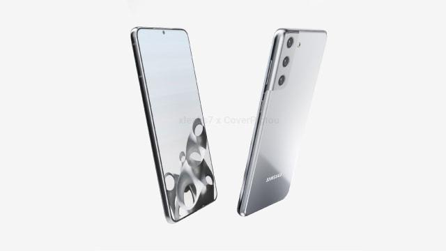 Bocoran Bodi Samsung Galaxy S21 Plus, Kamera Belakang Punya Desain Baru (125038)