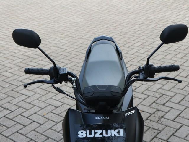 Modal Suzuki Nex Crossover Bersaing dengan Honda BeAT Street dan Yamaha X-Ride (8508)