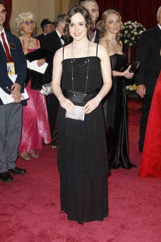 Gaya Tomboy Ellen Page, Aktris Transgender yang Ubah Nama Jadi Elliot (404440)