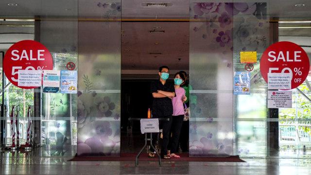 Kondisi Mal Saat Pandemi: Jual Sebagian Kepemilikan hingga Gulung Tikar (449597)