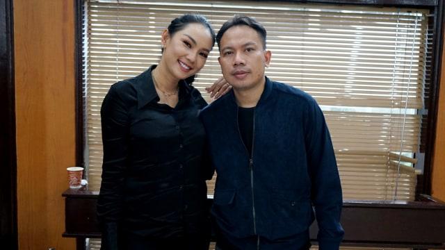 Hubungan Kalina Oktarani dan Vicky Prasetyo Dituding Settingan, Ini Kata Sahabat (24353)