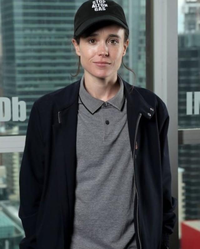 Gaya Tomboy Ellen Page, Aktris Transgender yang Ubah Nama Jadi Elliot (404446)