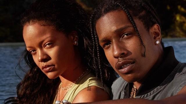 Konfirmasi Kabar Hubungan Asmara, Begini Kisah Cinta Rihanna & ASAP Rocky (26085)