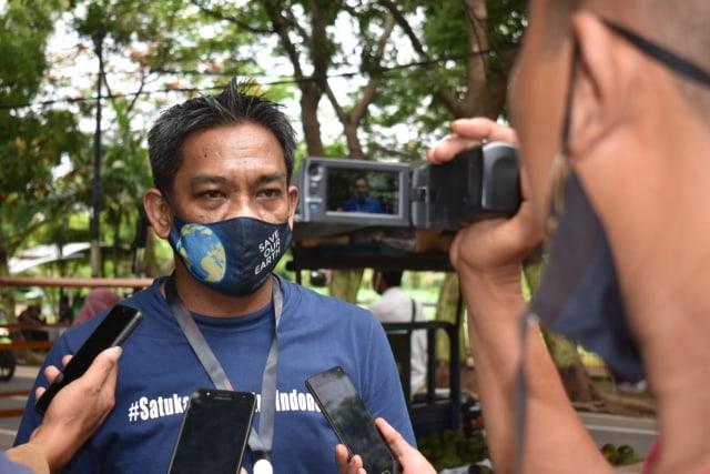 CCFrontier Bagikan Masker di Jawa Timur (315439)