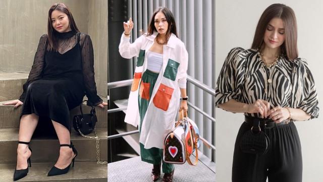 Tips Fashion: 5 Cara Berpakaian agar Tubuh Terlihat Lebih Ramping (49719)