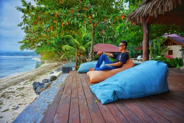 Be Ocean: Berlibur, Menginap, dan Berselancar di Pesisir Barat, Lampung (2257)