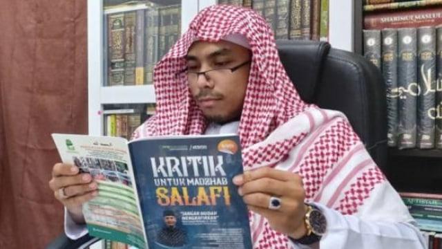 Ustaz Maaher Meninggal: Polri Tak Ungkap Detail Penyakit; Komnas HAM Ikut Usut (514696)