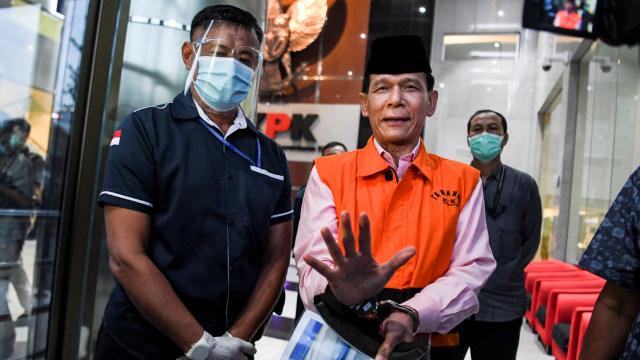 Ketua BPK Penuhi Panggilan Ulang KPK, Jadi Saksi Kasus Dugaan Suap Rizal Djalil (417022)